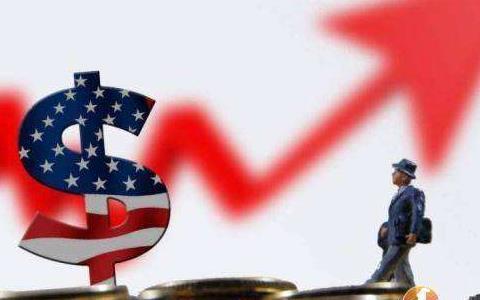 美国第一季度GDP增速明显