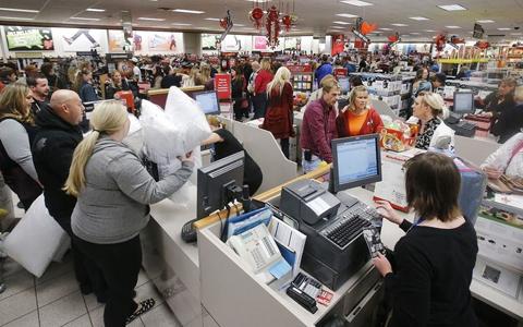 美国3月个人消费支出月率数据显示0.9%
