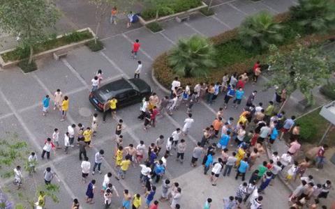 台湾发生6.1级地震