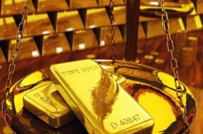 美指冲高回落,国际期货黄金大涨10美元